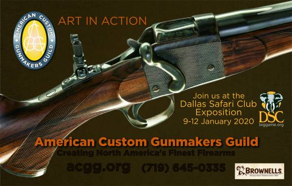 American Custom Gunmakers Guild | Home